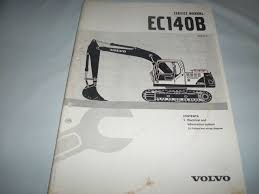 volvo ec140b service manual section 3 2 cables u0026 wiring diagram