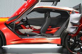 nissan hybrid 2015 nissan gripz plug in hybrid concept at 2015 tokyo motor show