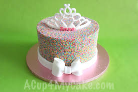 martini shaped cake princess acup4mycake
