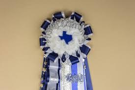 homecoming ribbon to make a homecoming