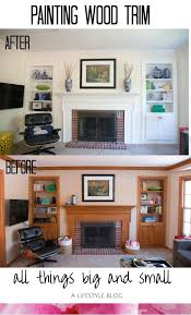 how to paint wood trim wood trim 1980s and wood