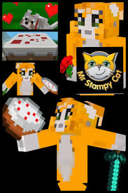mr stampy cat yay mincraft stampy and friends