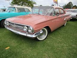 1960 chev bel air first time for australian chevs to offered in