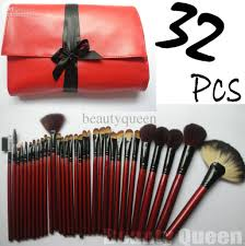 professional makeup brushes cosmetic set high quality goat hair