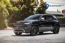 jeep cherokee black 2015 22 lexani wheels wraith gloss black concave rims 2015 jeep grand