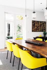 best 25 yellow dining chairs ideas on pinterest yellow dining