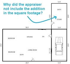 calculating square footage of a house how to calculate square footage of house image bathroom dinning