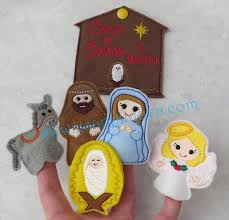 sew your own nativity