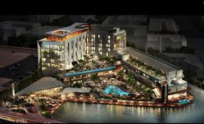 Reinvention Of An Industrial Loft Aloft Lifestyle Hotel To Open In West Palm Beach In Early 2018