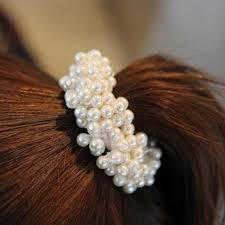 pearl hair accessories hot sale tiara wedding accessories bridal pearl hair pins