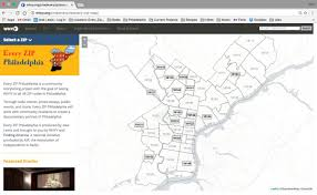 Philadelphia Zip Codes Map by Every Zip Philly Everyzipphilly Twitter