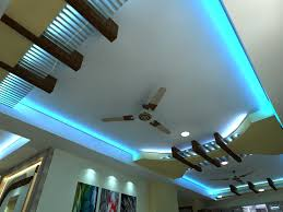cieling design false ceiling lighting with false ceiling with fan and modern false