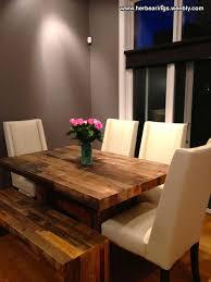 Best Dining Room Images On Pinterest Dining Room Kitchen - Diy west elm emmerson dining table