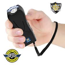 Stun Design by Streetwise Life Guard 6 5 Million Volt Rechargeable Stun Gun