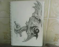 creepy tattoo by tori201 on deviantart