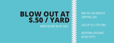 sale cheap wholesale fabrics discount bulk fabric nick of time