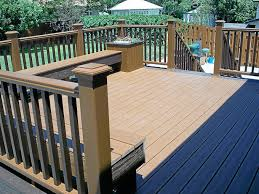 How Big Is 550 Square Feet 2017 Trex Decking Prices Average Trex Deck Cost Per Square Foot