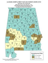 Map Of Al Madison County Unemployment Rate Drops To 5 5 Percent Al Com