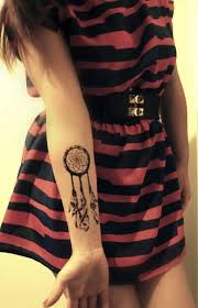 Dreamcatcher Sleeve - lower sleeve of simple catcher