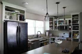 Spray Paint For Kitchen Cabinets How To Spray Paint Cabinets Like The Pros Bright Green Door