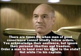 Jean Luc Picard Meme - codepen tribute page for freecodec