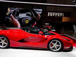 cars ferrari ferrari not building all electric cars business insider