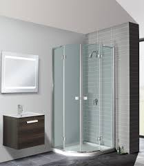 Shower Hinged Door Design Quadrant Hinged Door Enclosure 800mm