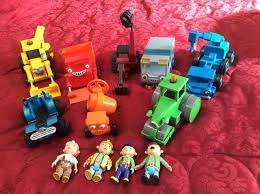 bob builder vehicles hand toys games buy
