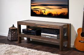 Barn Wood Entertainment Center Presearth Woodwaves