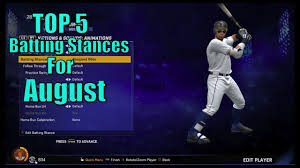 17 Best Images About Mlb - mlb the show 17 top 5 batting stances to try in august youtube