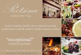 cuisine ad ad gordon picture of retsina restaurant tripadvisor