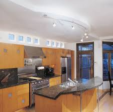 kitchen track lights kitchen awesome curved kitchen track lighting for modern kitchen