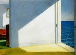 empty room pictures philip koch paintings edward hopper u0027s poetry of empty rooms