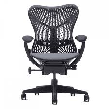 Herman Miller Adjustable Height Desk by Mirra Task Chair Mq133