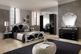 Mirrored Furniture Bedroom Set Furniture Affordable Furniture Bedroom Set With Artistic Silver