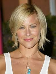 asymmetric fine hair bob hairstyle over 40 for round face for 2015 71 best short hair images on pinterest shorter hair short