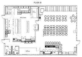 wonderful restaurant open kitchen floor plan luxury layout