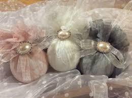 handmade shabby chic lace christmas baubles shabby chic xmas