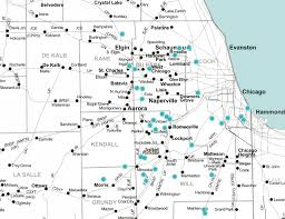 Evanston Illinois Map by Illinois International U2014 Southwest Corridor Northwest Passage