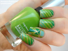 25 amazing saint patrick u0027s day nail art designs