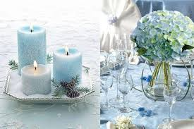 winter wedding decorations simple 20 blue wedding decorations ideas tiny blue with silver
