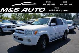 06 toyota sequoia used 2006 toyota sequoia for sale pricing features edmunds