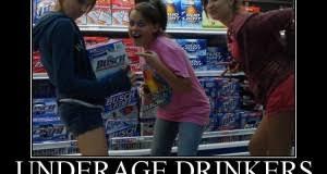 Underage Drinking Meme - underage drinking everything country
