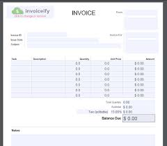 pdf invoice template invoiceify online invoicing software for