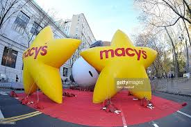 84th annual macy s thanksgiving day parade inflation photos