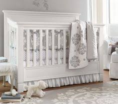 Pottery Barn Nursery Rugs Blythe Crib As Seen In Our Pbk Nursery Makeover For The Curry