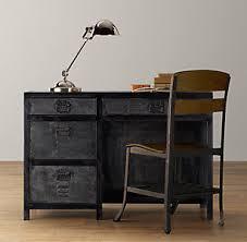 Metal Desk Vintage Desks Vanities U0026 Chairs Rh Baby U0026 Child