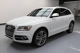 audi sq5 2015 used 2015 audi sq5 for sale 37 980 vroom