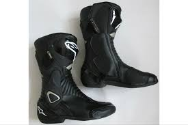 motorcycle boots review review alpinestars s mx 6 gore tex boots visordown