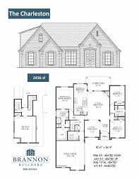 Charleston Floor Plan by 3359 Shiloh Lane Southaven 38672mississippi New Homes Builder